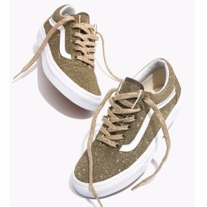 Madewell by Vans® Old Skool Lace-Up Sneakers - NWT